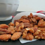 Candied Nuts & Santa's Reindeer