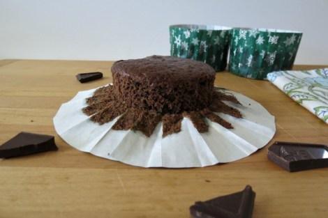 Chocolate Mocha Cakes