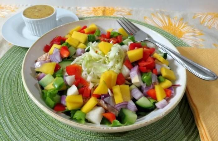Polynesian Salad
