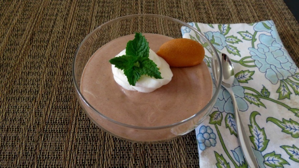 Bailey's Chocolate Pudding