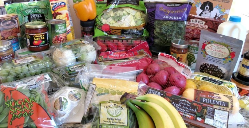 Trader Joes Grocery Bag