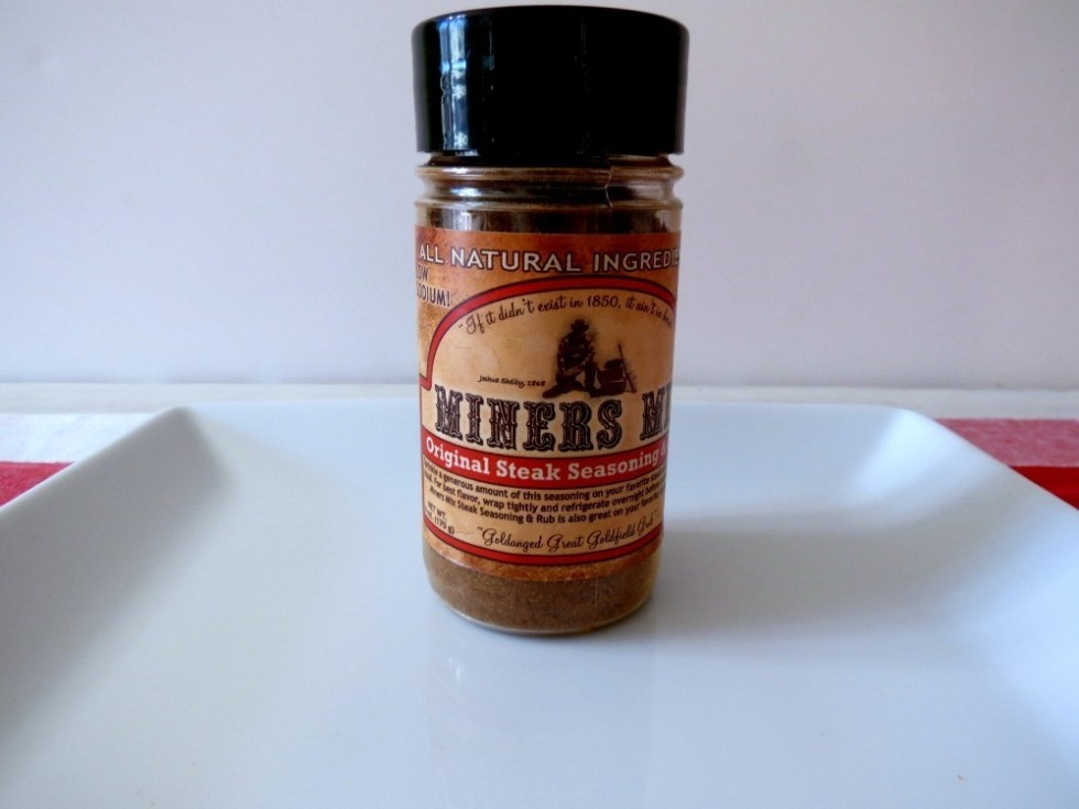 Miners Mix Original Steak Rub