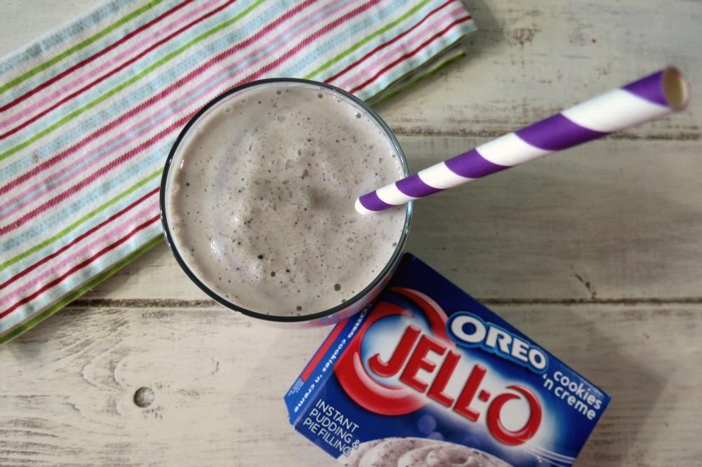 Oreo Cookies And Cream Smoothie Pb P Design