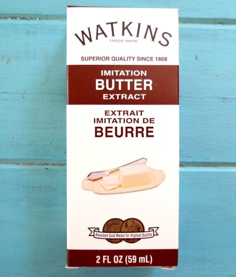 Butter Extract