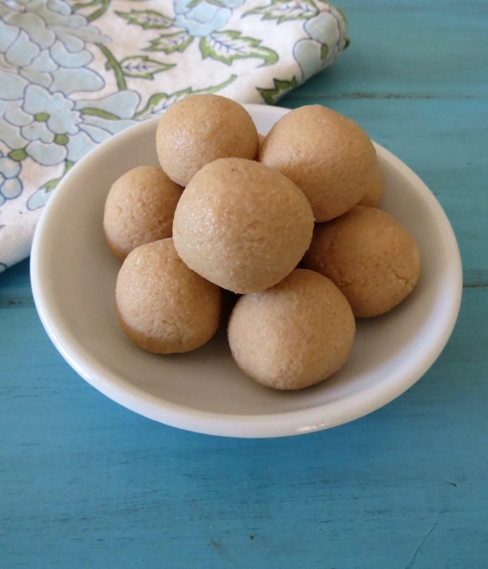 Orange Creamsicle Protein Balls