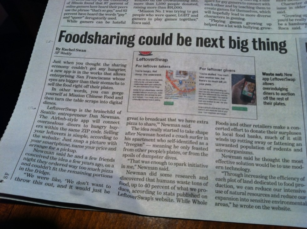 SF Newspaper