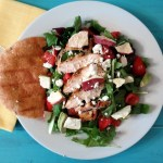 Fuji Apple Chicken Salad Panera Bread Copycat Recipe