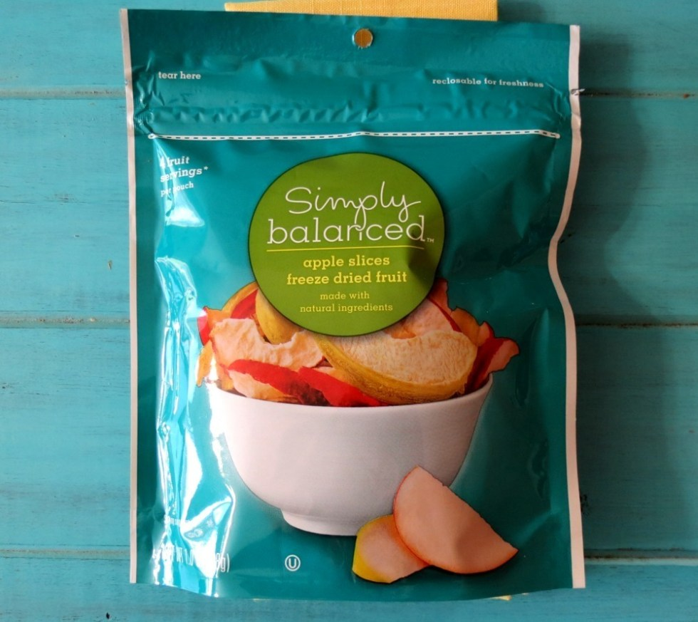 Simply Balanced Apple Chips