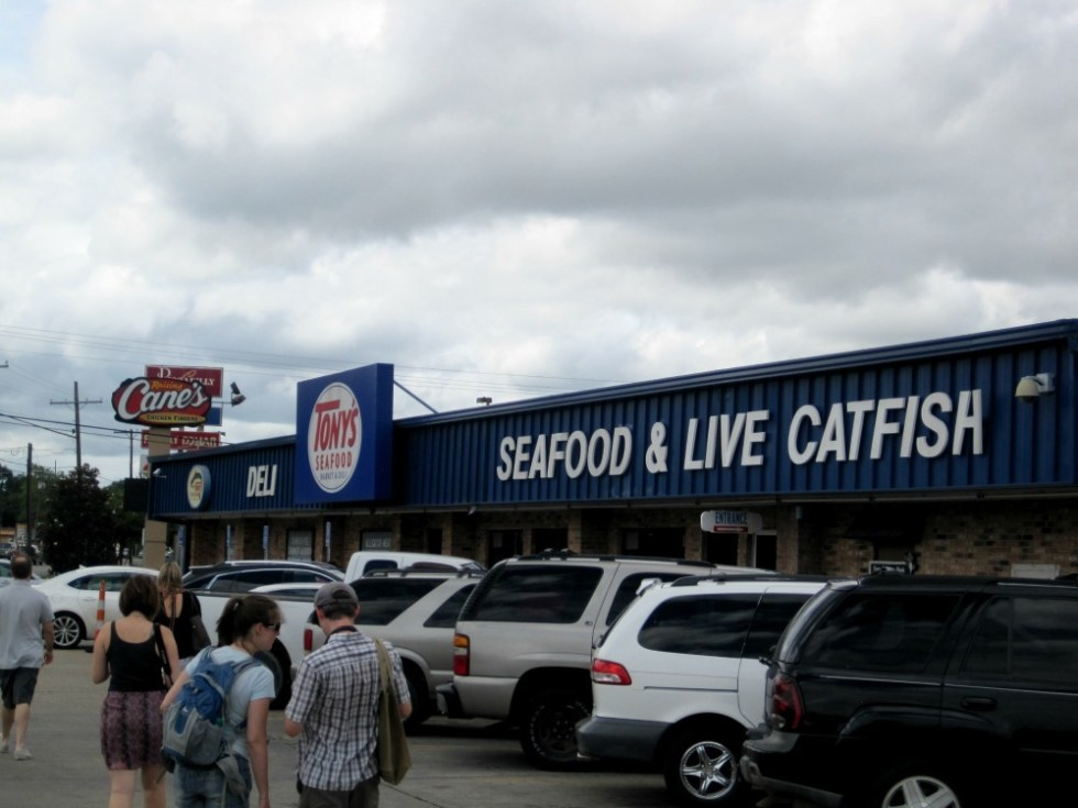 Tony's Fish Market