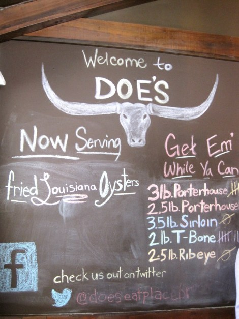 Does Eat Place Specials