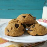 Pumpkin Chocolate Chip Cookies #OXOGoodCookie