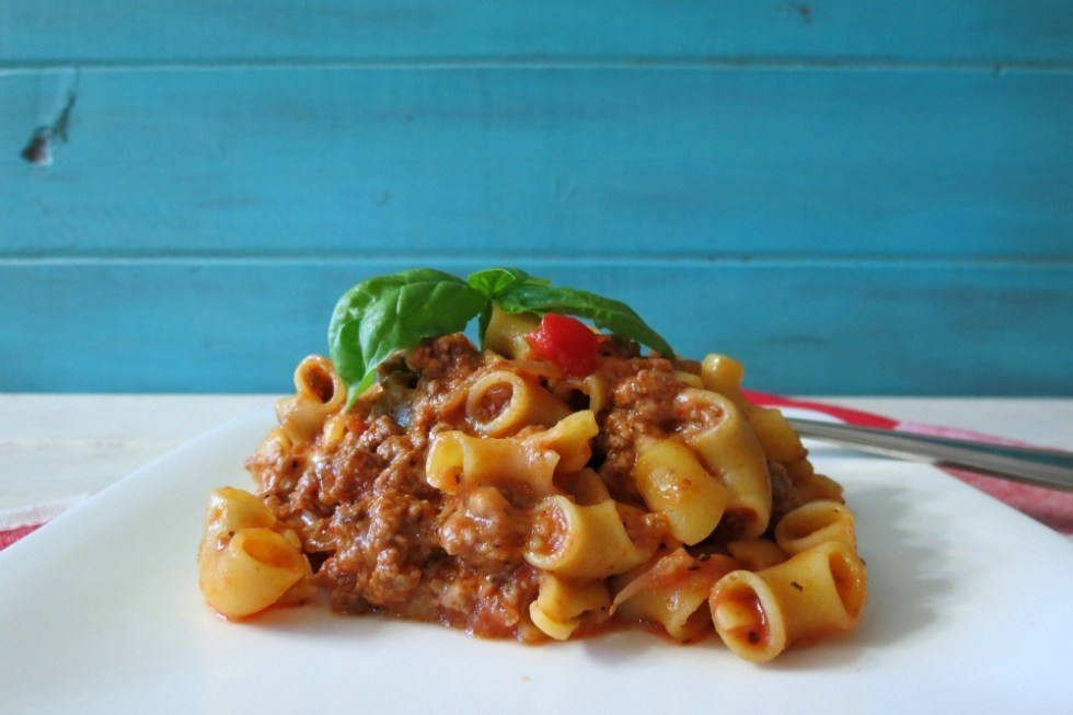 Quick and Easy Goulash