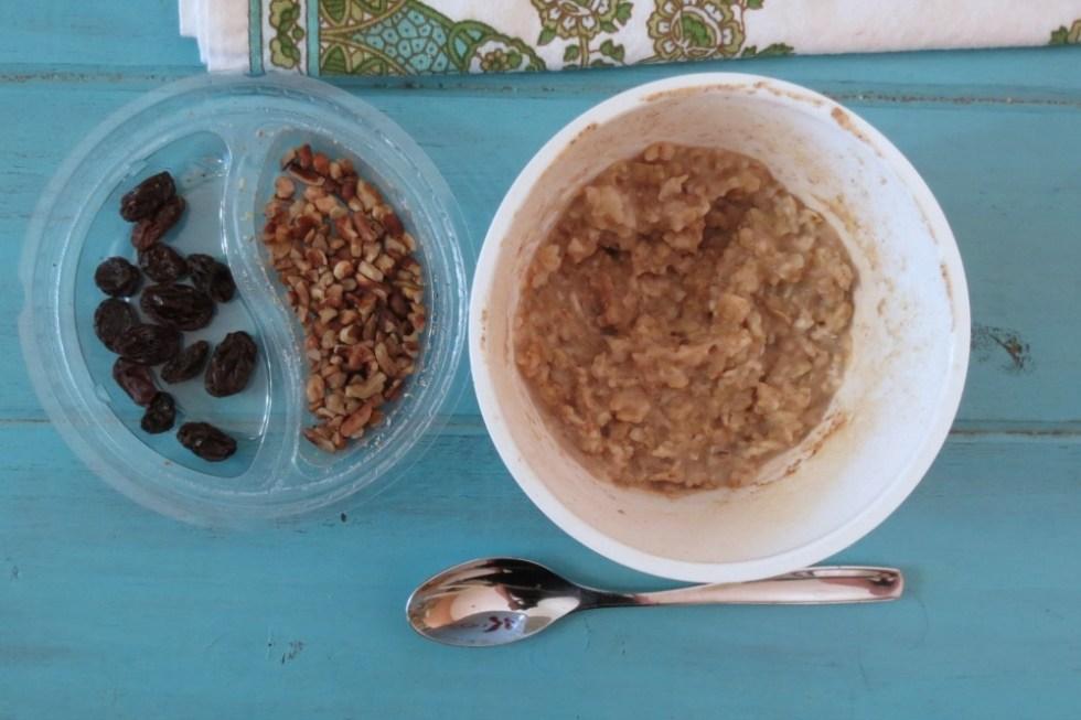 Special K Nourish Cinnamon Raisin Pecan Oatmeal Pack