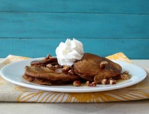 Pop-Up Brunch and Sweet Potato Pie Pancakes | Peanut ...