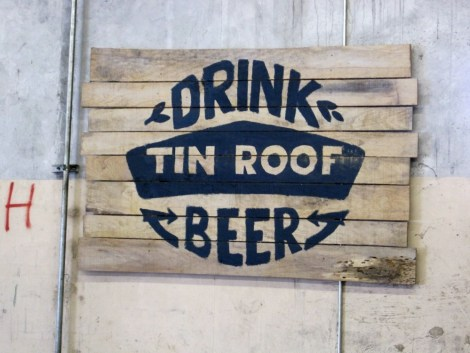 Tin Roof Beer Brewing Company