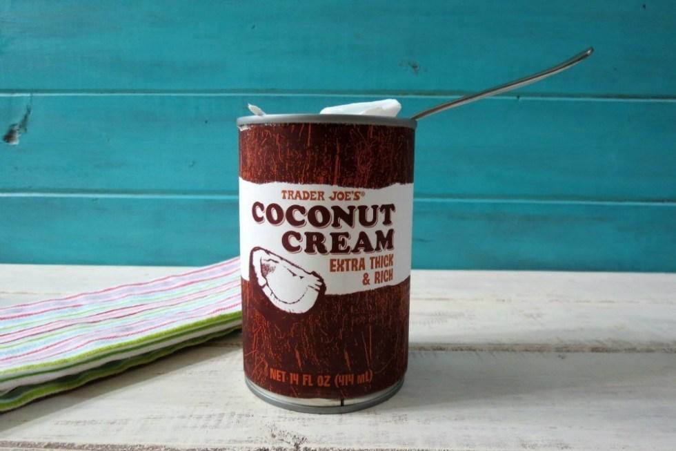 Trader Joe's Coconut Cream
