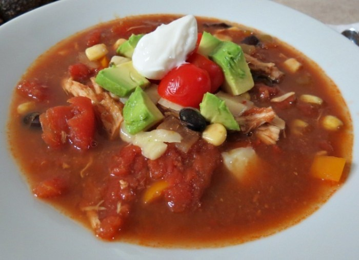 Southwestern Soup