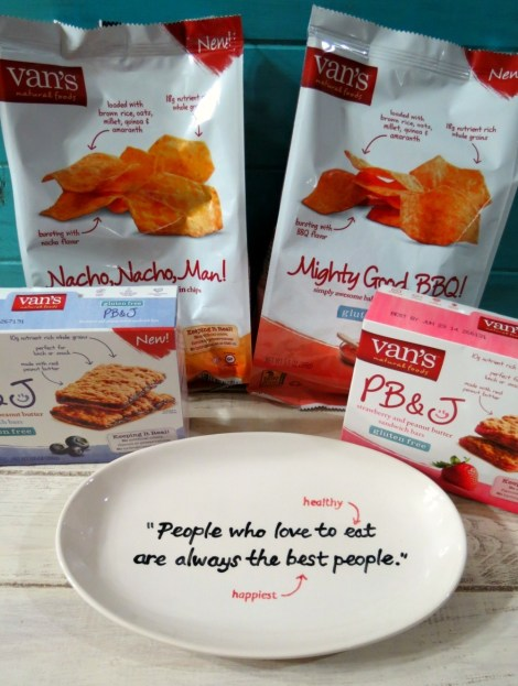 Vans Gluten Free Products