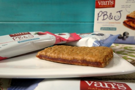 Van's PB & J Gluten Free Bars