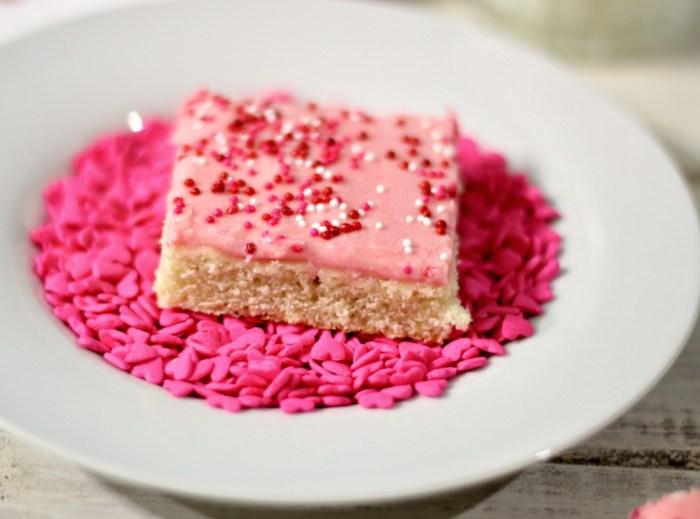 Valentine's LoftHouse Cookie Bars