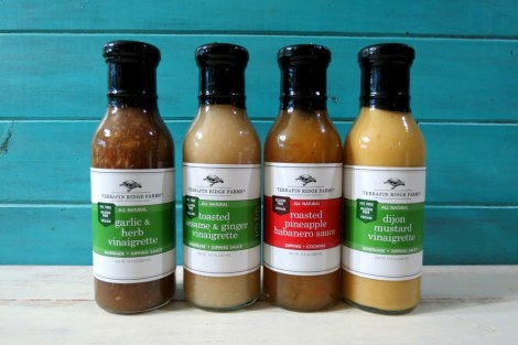 Terrapin Ridge Farms Marinades and Vinaigrette's