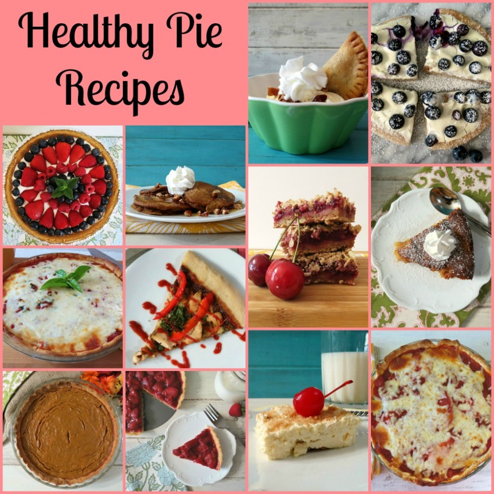 Healthy Pie Recipes