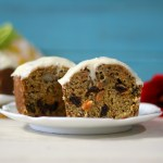 Banana Carrot Cake Bread #SundaySupper
