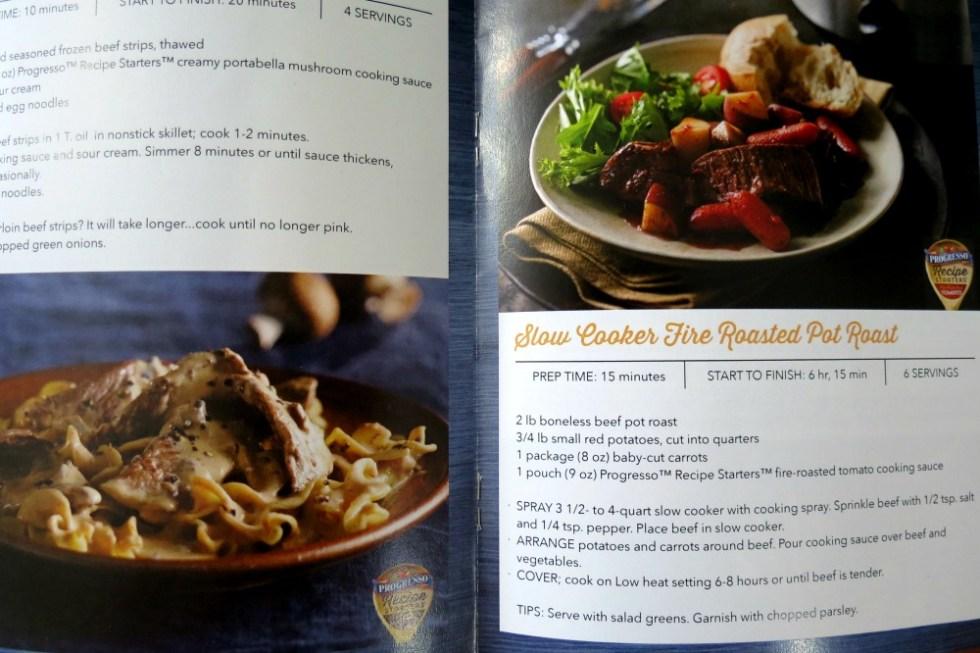 Progresso Recipes Starters Recipes