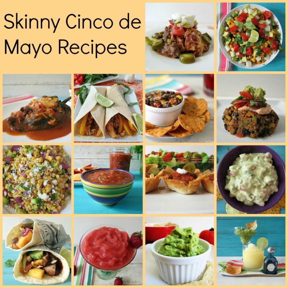 Skinny Cinco de Mayo Recipes