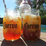 Yum Yum Wednesday – Jose Cuervo Iced Teagarita #CuervoTeagarita