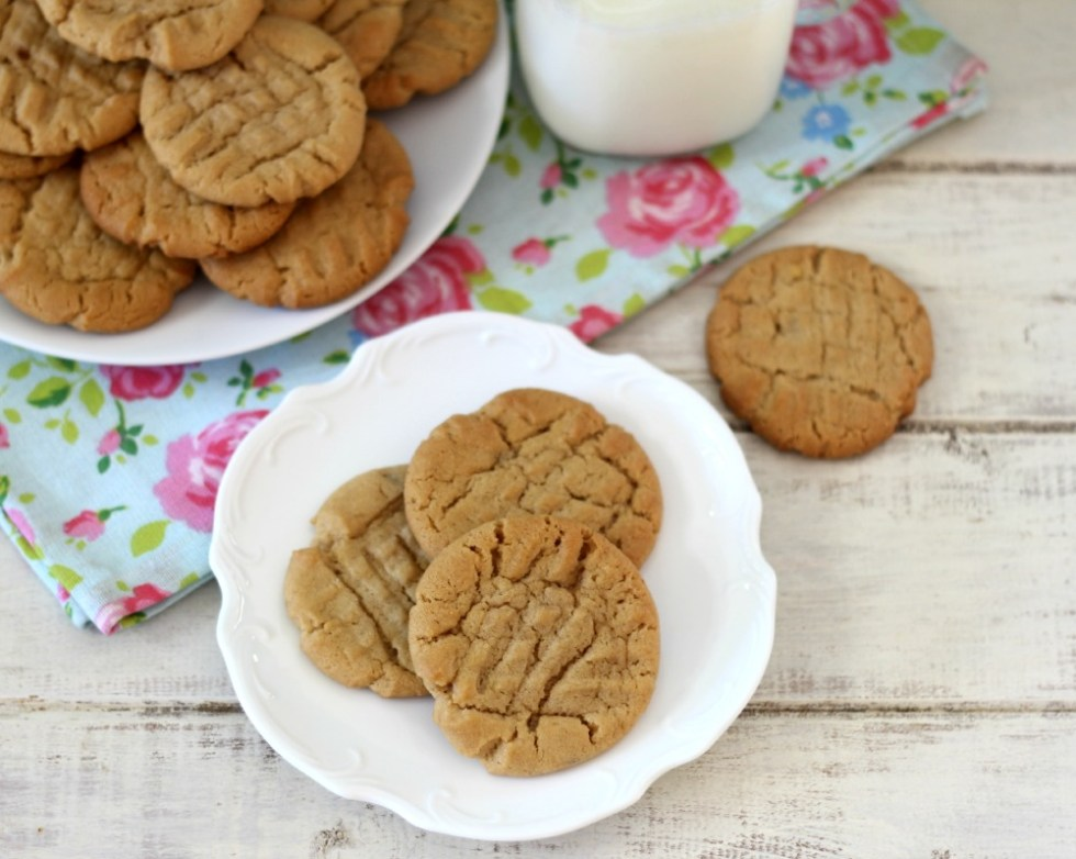 The Ultimate Peanut Butter Cookies #OXOGoodCookies