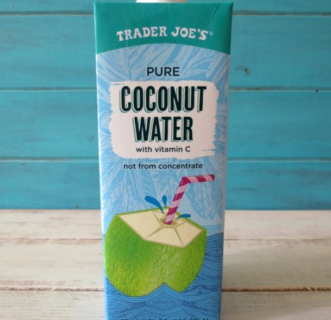 Trader Joe's Coconut Water