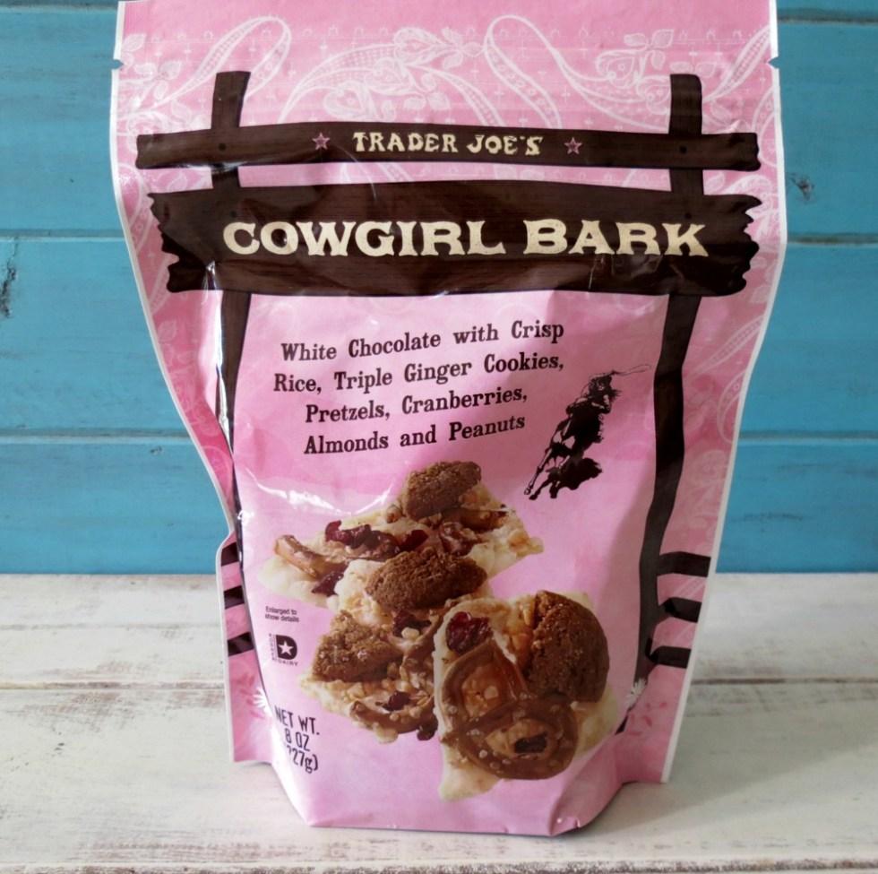 Trader Joe's Cow Girl Bark