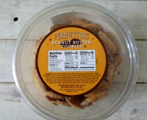 Trader Joe's Peanutnutter Cookies