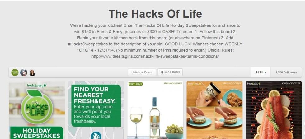 Hacks of Life