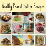 Healthy Peanut Butter Recipes