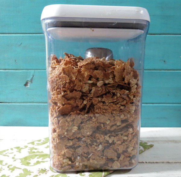 OXO Storing Cereal