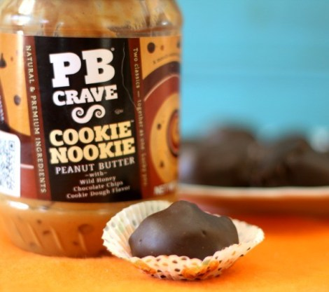 Peanut Butter Cookie Truffles