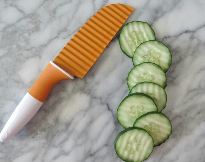 Crisp Cooking Wavy Knife #createwithcrisp