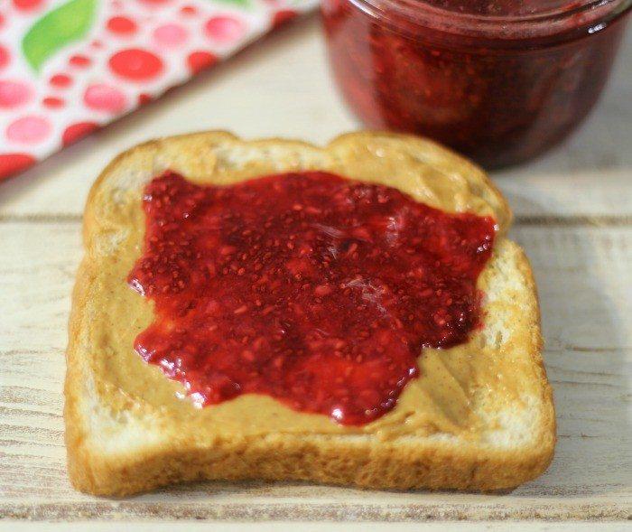 Mixed Berry Chia Jam