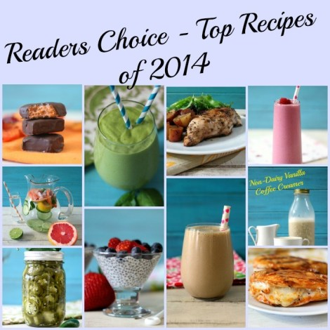 Readers Choice - Top Recipes of 2014