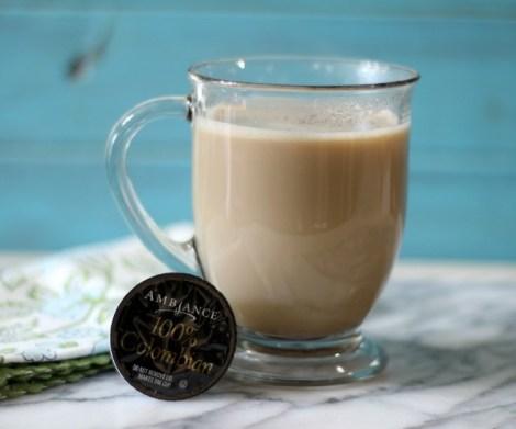Skinny Caramel Latte  #ChooseSmart  #CollectiveBias