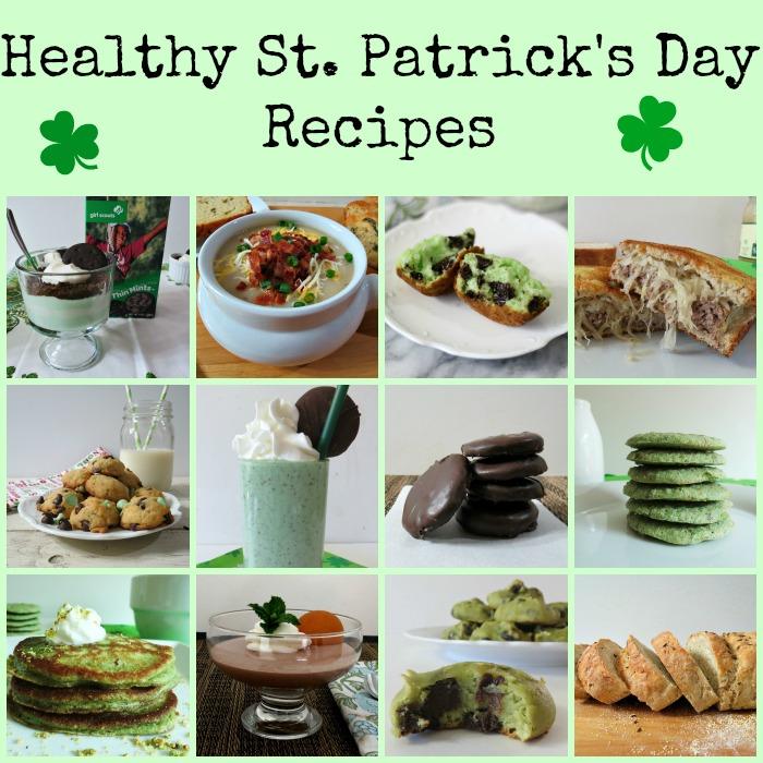 Healthy St. Patricks's Day Recipes