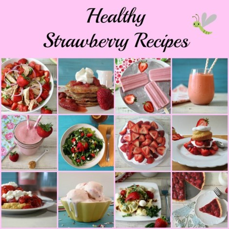 Healthy Strawberry Recipes