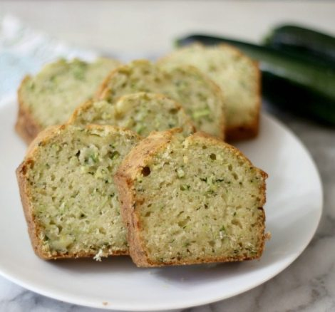 Traditional Zucchini Bread