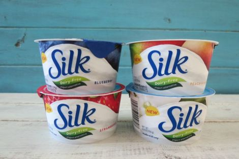 Silk Dairy Free Yogurt Alternative