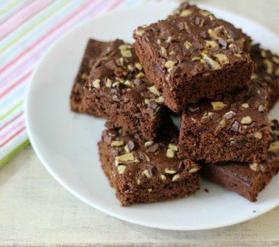 Andes Candies Brownies Oxogoodcookies