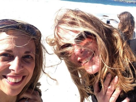 Marlene and I