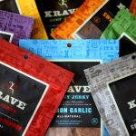 Winner of the KRAVE Jerky Giveaway