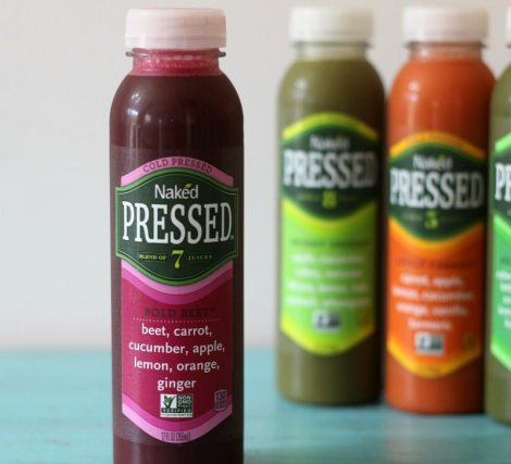 Naked Cold Pressed Juice Bold Beet